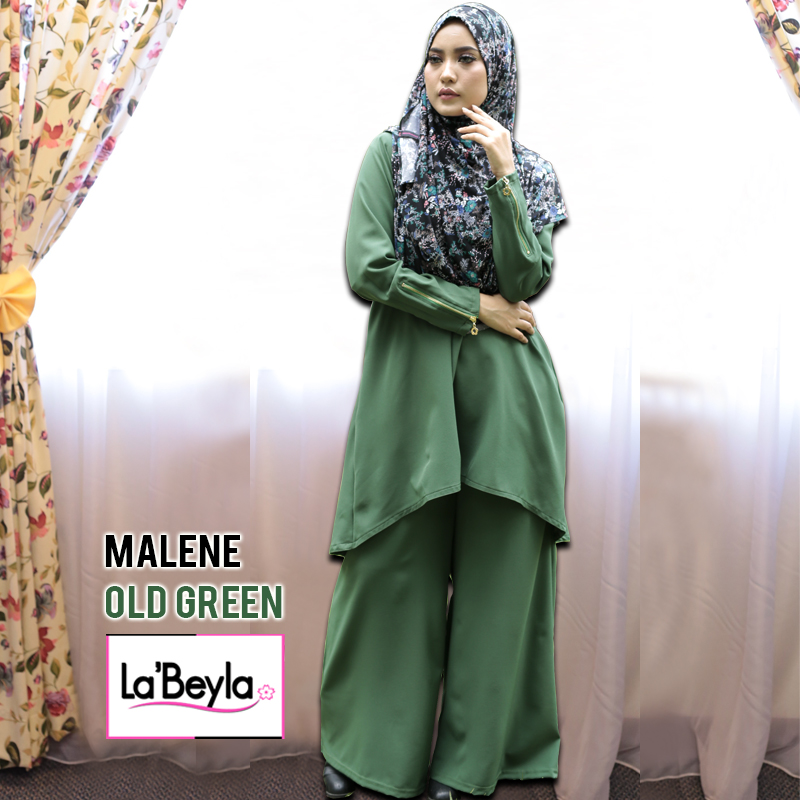 MALENE - OLD GREEN